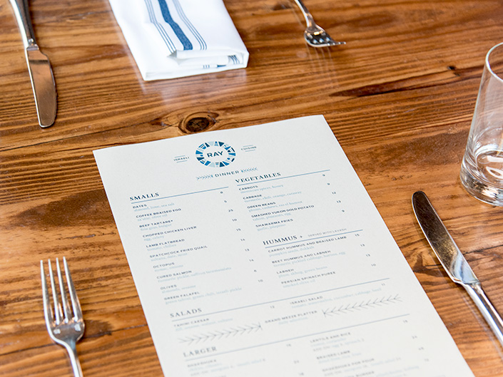 RAY Restaurant